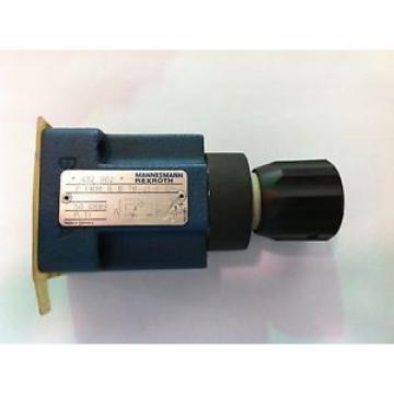 Mannesmann Rexroth 2-way flow control valve 2FRM-6