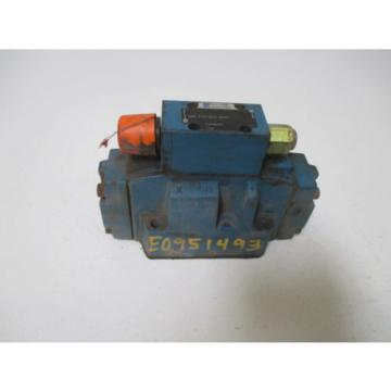 REXROTH DRC 5-52/50YV SO177 VALVE USED