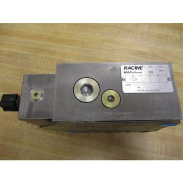 Rexroth Bosch Group FE3 PAAE M06S 71 Valve - Used