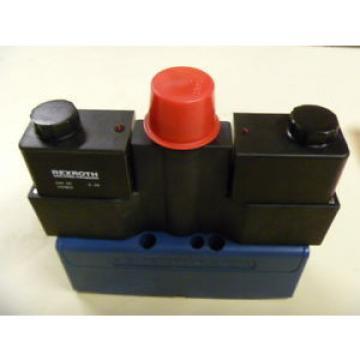 REXROTH GT10062-0909 DBL SOLENOID VALVE/IND LIGHT 4pin