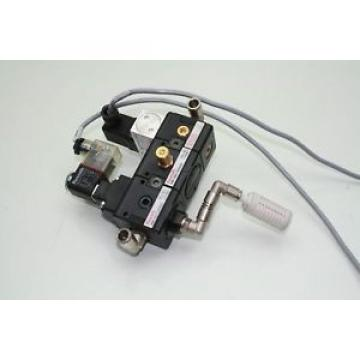 Rexroth Pneumatic Exhaust Valve Assembly Solenoid FRL