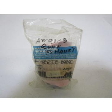 REXROTH QUICK EXHAUST VALVE P-052935-00003 Origin IN FACTORY BAG