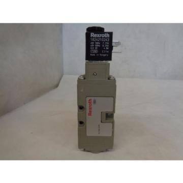 Origin BOSCH/REXROTH 0-820-022-026 PNEUMATIC SOLENOID VALVE 24/48V