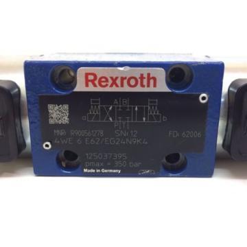 Control Valve 4WE6E62/EG24N9K4 Rexroth 4WE-6-E62/EG24N9K4 origin