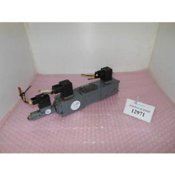 Proportional valve Id  LG041, Rexroth  4WRE 6 W32-12/24Z4/M, Battenfeld