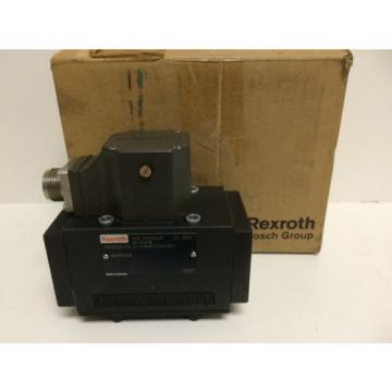 Origin IN BOX REXROTH 4-WAY SERVO VALVE R900946690 4WSE2EM10-51/20B9ET315K31EV