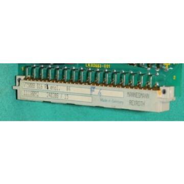 Rexroth, VT5008-S16-R1, Bosch Proportional Amplifier Hydraulic Valve Origin