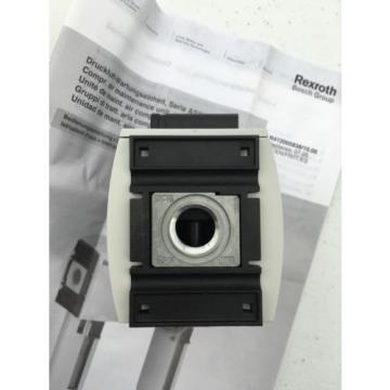 R432000677 AS3-SSV-N038-FIA Bosch Rexroth Pneumatic Soft Start Valve, 3/8#034; NPT