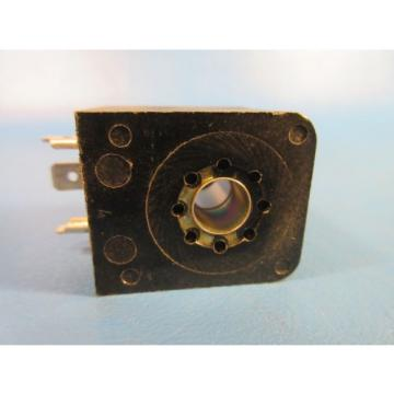 Rexroth, 100% ED 120VAC 50/60Hz 43VA, Solenoid Valve Coil