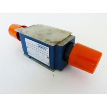 Mannesmann Rexroth Z2FS 6-2-42/2QV Z2FS6-2-42/2QV 00481624 Valve -used-
