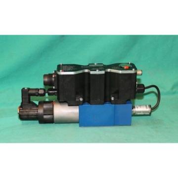 Rexroth, STW 0195-22/1V3-24CF6, R901052465, Bosch Proportional Valve Origin
