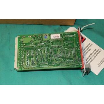 Rexroth, DNR, 4WRTE-E, R978909517, Amplifier Hydaulic Proportional Card Valve Co