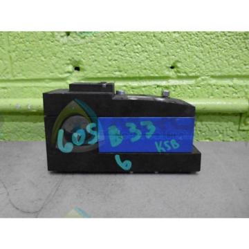REXROTH 261-208-40C PNEUMATIC VALVE AS PICUTED Origin NO BOX