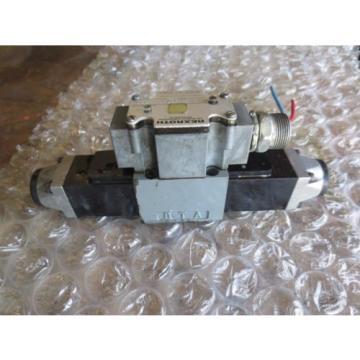 CNC REXROTH 4WE6D52/0FAW120-60N9DA 4WE6D52/0FAW12060N9DA SOLENOID VALVE