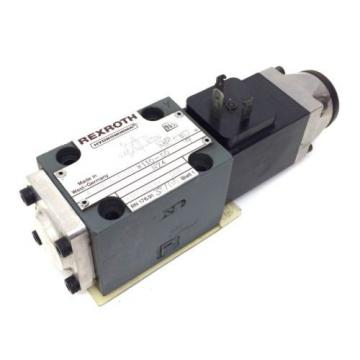 Solenoid Valve 4WE6Y51/AW110-50NZ4 Rexroth 4WE-6-Y51/AW110-50NZ4 origin