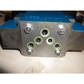 Origin REXROTH 4WE10H40/CW110N9DAL DIRECTIONAL CONTROL VALVE Z2FS 10-5-31V  LL2