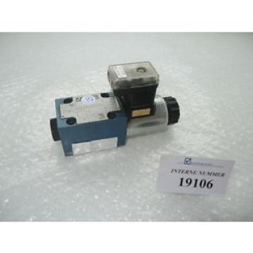 3/2 way valve SN 141289, Rexroth  3WE 6 B73-61/EG24N9K4, Arburg spare parts
