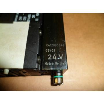REXROTH CD26-PL 5763520820 PNEUMATIC SOLENOID VALVE NOS