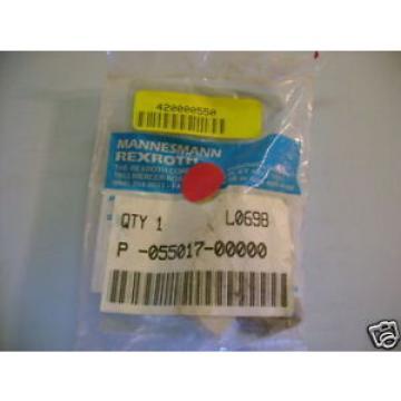 Origin REXROTH MANNESMANN P05501700000 FLOWREG VALVE