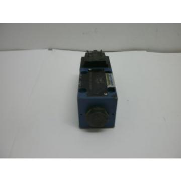 MANNESMANN REXROTH 4WE6D60/EW110N9K4/V HYDRAULIC VALVE 110/120VAC 5000PSI MAX