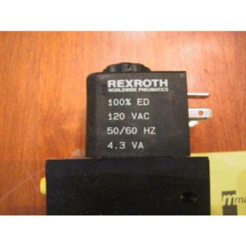 origin In Box CD-7 Rexroth PS-032020-01515 Double Solenoid Valve PS32020-1515