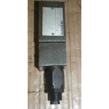 Rexroth Valve ZDB 6 VB2-40/100V ZDB6VB240/100  2DB6VB2-40