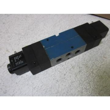 REXROTH PS32020-1515 DOUBLE SOLENOID VALVE USED