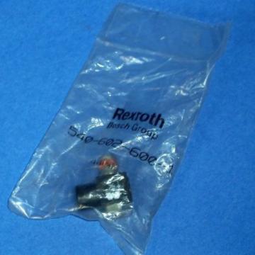 REXROTH 150 PSIG 1/8#034; NPTF RIGHT-ANGLE FLOW CONTROL VALVE, 540-602-600-1 Origin