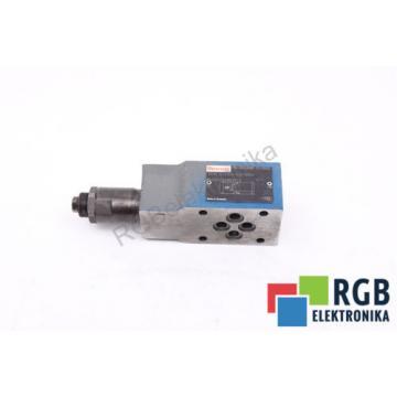 ZDB6VA2-42/100V R900409889 PRESURE RELIEF VALVE REXROTH ID16594