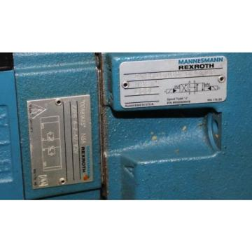 Rexroth 4WEH16J63/6EW110 Directional Control Valve