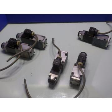 REXROTH HYDRAULIC DIRECTIONAL VALVE 4WE6D 50/A G24NZ43J 4WE6D50/AG24NZ43J