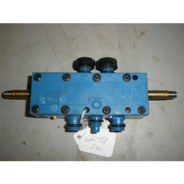 Rexroth Type 572741 Pneumatic Valve