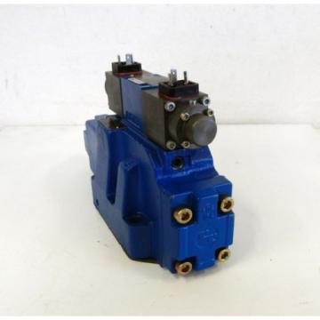 Rexroth 3DREP 6 C-10/25A24Z4M + 4WRZ 25 E270-33/6A24Z4/M hydraulic valve -used-