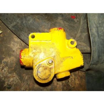 Hydraulic control valve 39013-40c