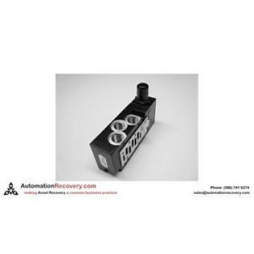 REXROTH 262-170-101-0 VALVE MANIFOLD SUB BASE, Origin #129862