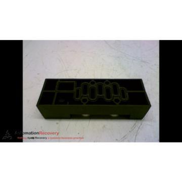BOSCH REXROTH 261-109-060-0 VALVE BLANKING PLATE, SEE DESC #169569