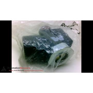 BOSCH REXROTH 540-604-600-1 RIGHT ANGLE FLOW CONTROL VALVE, 3/8IN NPT,, Origin