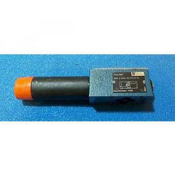 Rexroth ZDR-6-DA2-43/75YM/12  Hydraulic Module Valve
