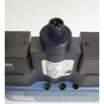 TM-2276, REXROTH R432006379 PNEUMATIC CERAM VALVE
