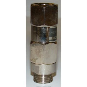 Bosch/REXROTH PNEUMATICS G1/2 NON RETURN CHECK VALVE 0821003003