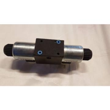 BOSCH REXROTH Hydraulic Solenoid Directional Control Valve 4600PSI 9810231433