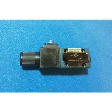 REXROTH  4WE6EA60/EW110NK4  Hydraulic Solenoid Valve