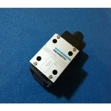REXROTH  4WE10D32/CW110N9DA  HYDRAULIC  SOLENOID VALVE