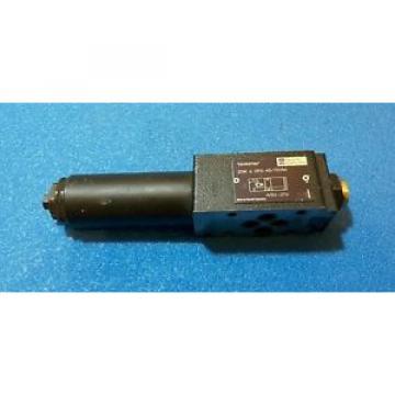 Rexroth ZDR-6-DP2-43/75YM  Hydraulic Module Valve