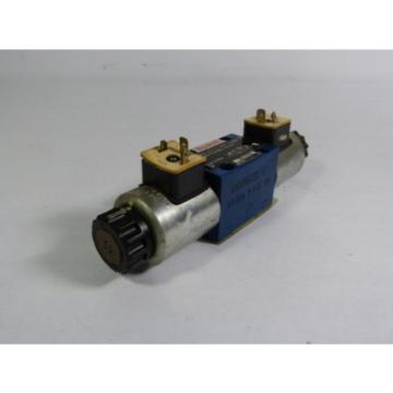 Rexroth 4WE6J62/EG24N9K4/62 Two Solenoid Directional Valve 24VDC 5100psi  WOW