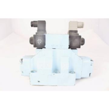Hydraulic Directional Control Valve Denison 3D06 230 V AC