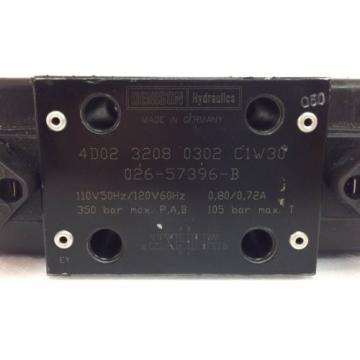 Directional Valve 4D02-3208-0302-C1W30 Denison/Vickers 4D0232080302C1W30 origin