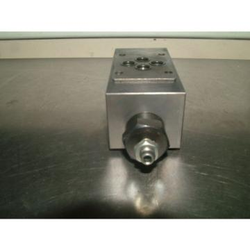 Denison Hydraulics ZRD-ABZ-01-SO-D1 ZRD Throttle Check Valves, ZRDABZ01S0D1