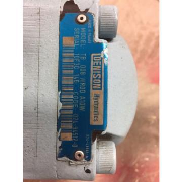 P11S3RIC9A2A Denison Gold Cup Parker Pump  Origin