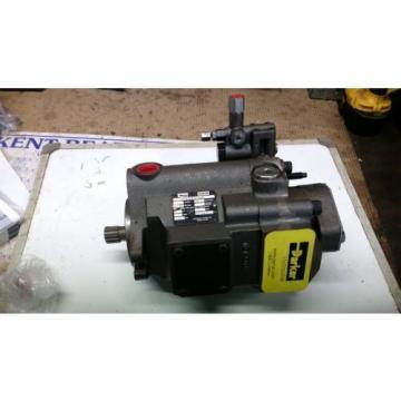 parker denison pvt20 digger dozer through drive hydraulic pump